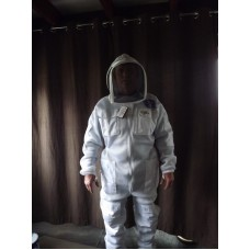 Ozamour mesh full bee suit with veil